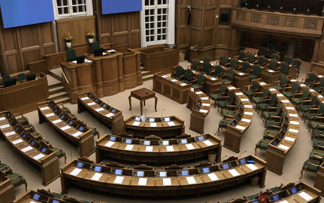 Onsdagsmøde på Christiansborg